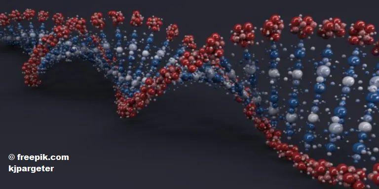 Ore pela restauração do DNA! - Christian Robert